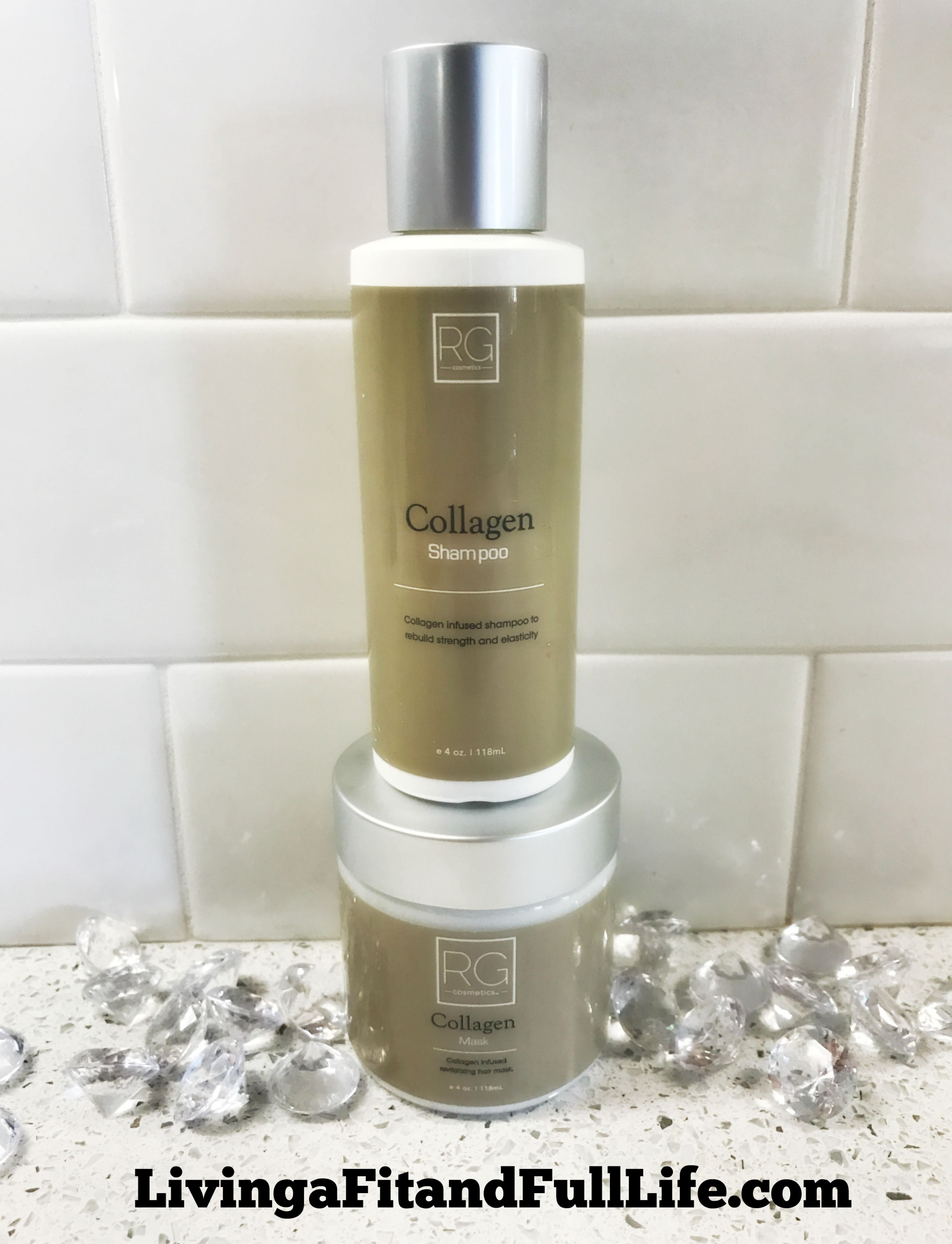 Get Beautiful, Healthy Hair with RG Cosmetics Collagen