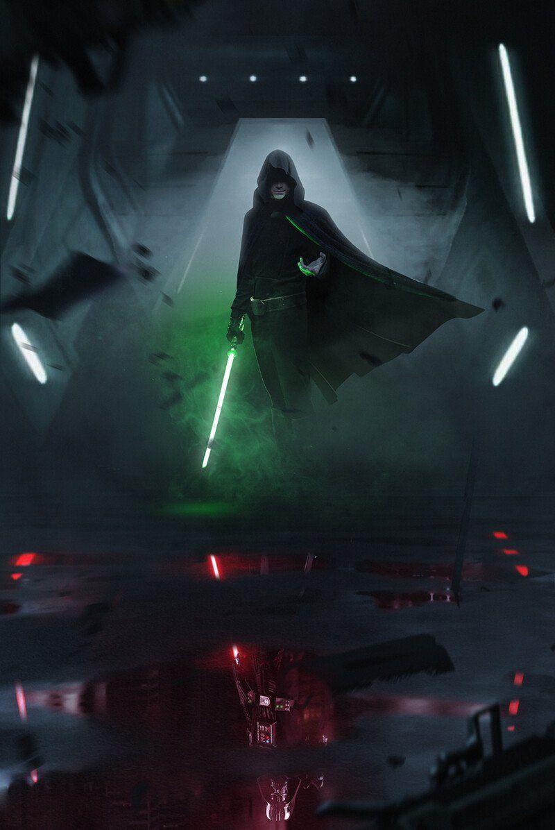 I am a Jedi, like my father before me, Kode LGX