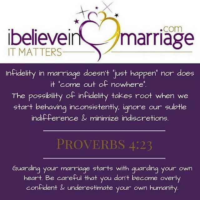 Guarding your marriage starts with guarding your OWN heart!  Remember for daily inspiration follow our new Instagram: @ibelieve_inmarriage #Marriagemondays #Ibelieveinmarriage #Robinmayonline #IStillDo  #ChristianCouples #Marriagematters  #marriagematerial #whenbffisbae