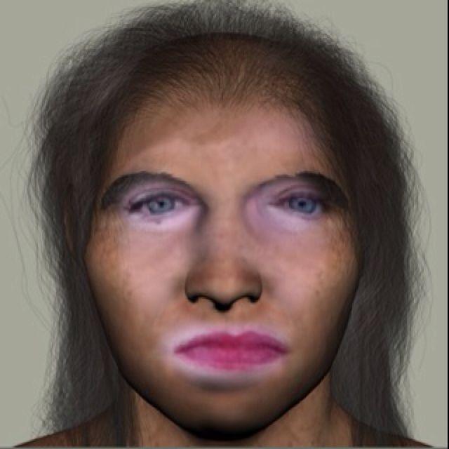 I make one ugly ass neanderthal.