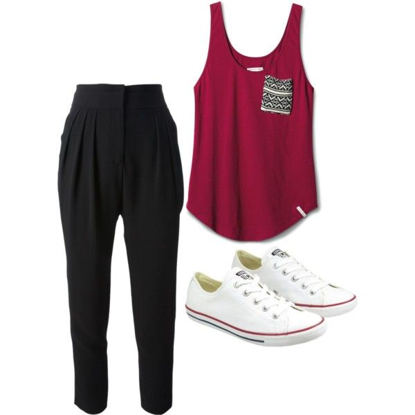 """Chillin'"" by emmabubble on Polyvore"
