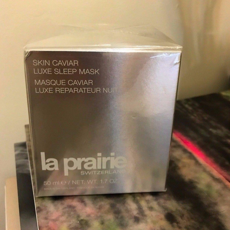 La Prairie Skin Caviar Luxe Sleep Mask 50 ml/ 1.7 oz NEW IN SEALED BOX