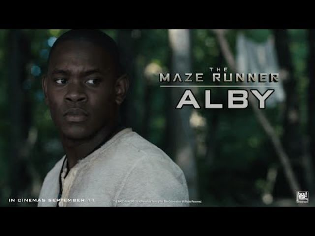 I got: Alby! Who Are You In The Maze Runner?
