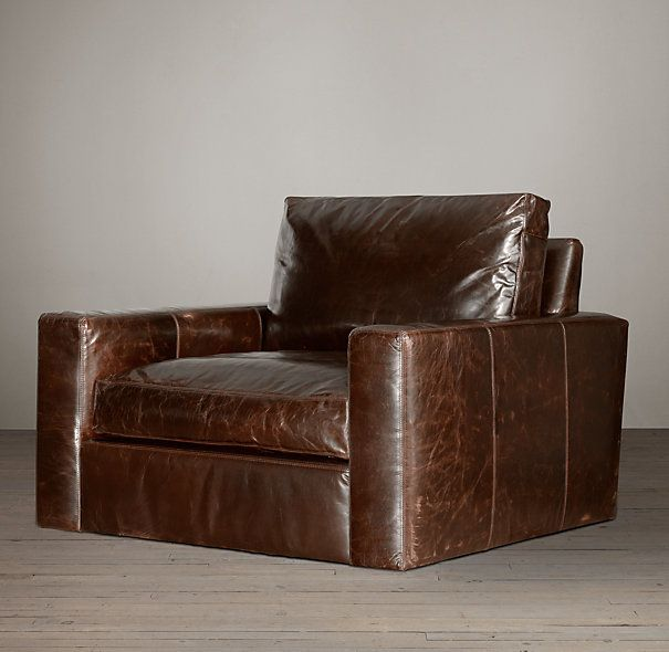 Maxwell Leather Swivel Chair Leather Chair Leather Swivel Chair Comfy Leather Chair