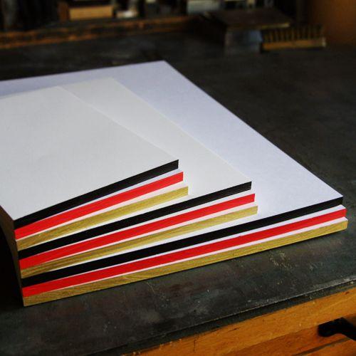 Leimschnitt Farbschnitt Etsy Frankfurt Und Letterpress