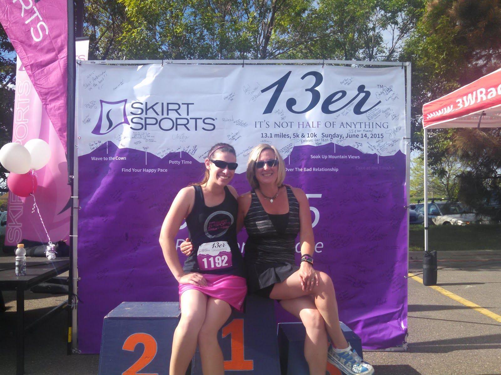 The Running Mormon: Race Report: Skirt Sports 13er
