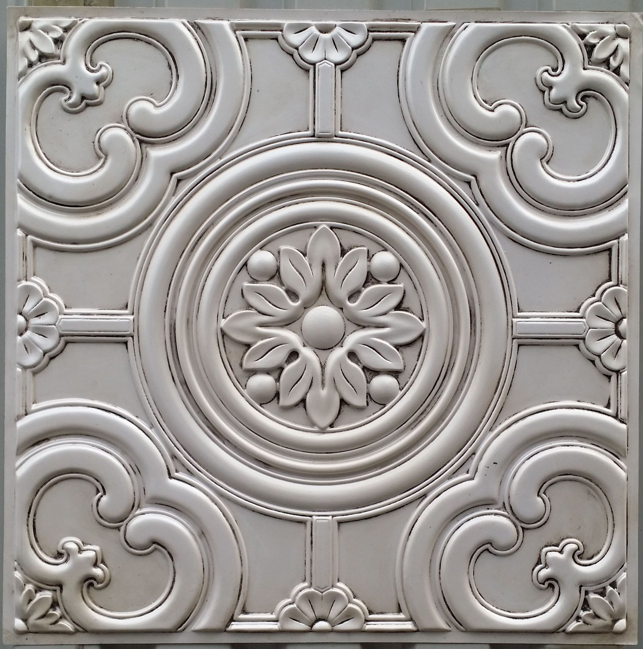 Httpebayitmpl50 3d Embossed Ceiling Tiles Decor