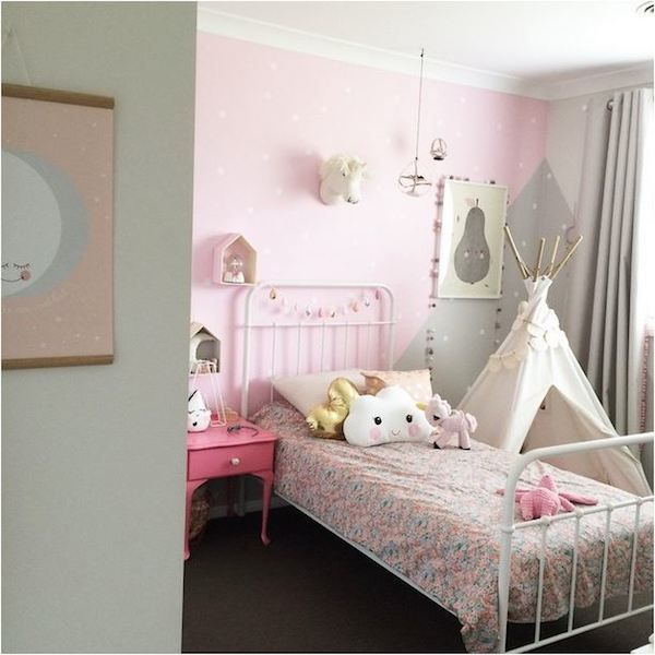 Ideas para pintar paredes infantiles pintura del hogar - Paredes pintadas originales ...