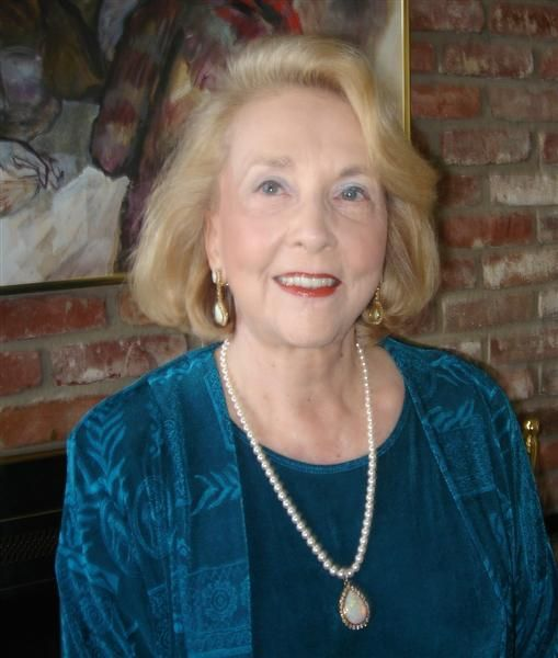 V.C. Andrews, author of Flowers in the Attic series.