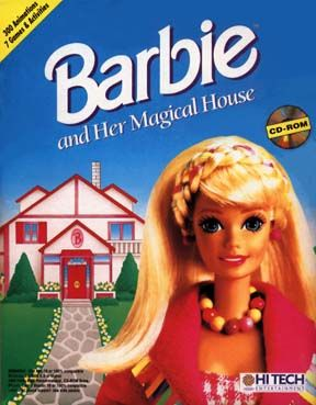 Pin On Barbie And Her Magical House