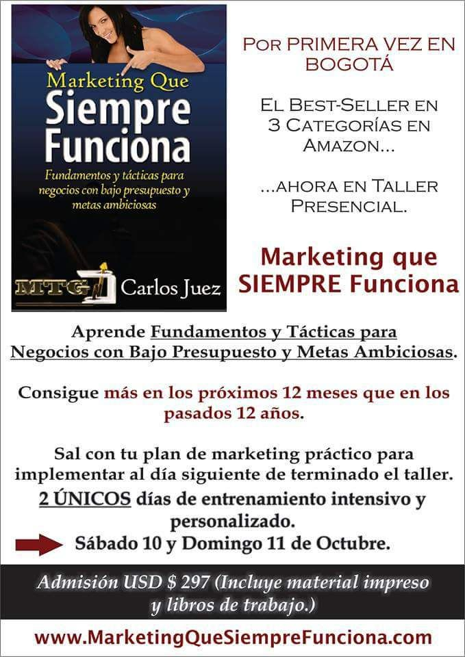 Taller Marketing que Siempre Funciona