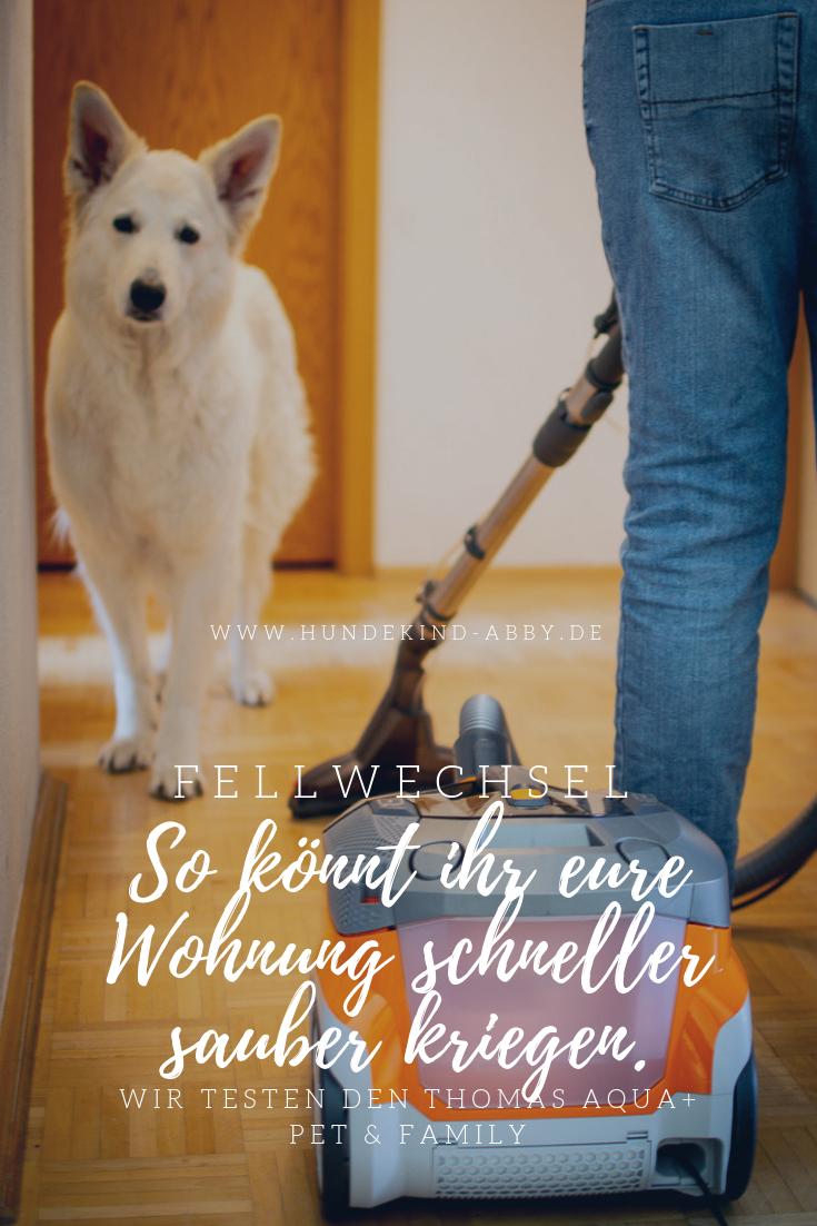Werbung Wie Gut Ist Der Thomas Aqua Pet Family Staubsauger Wirklich Wir Haben Den Test Gemacht Und Verraten Euch Wie Hunde Hunde Und Kinder Coole Hunde