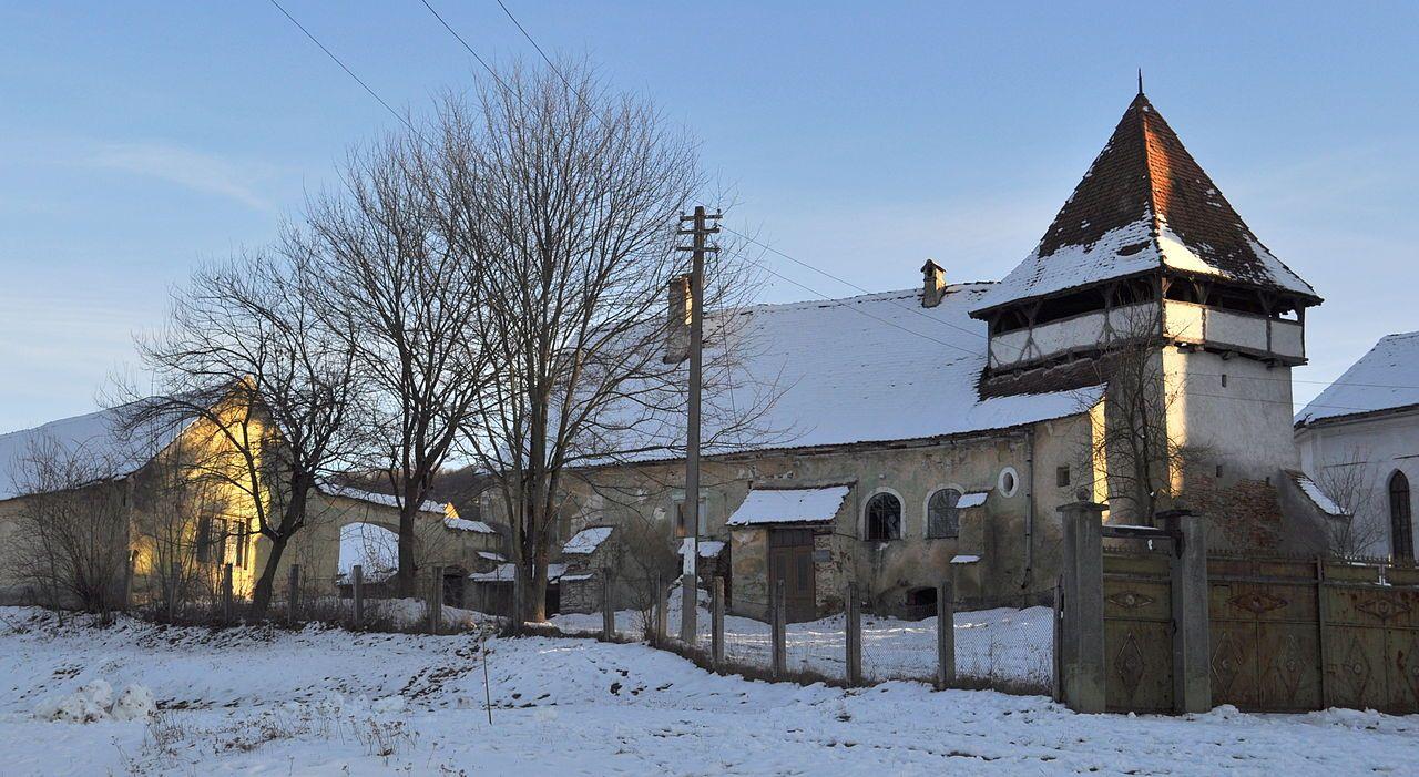 MetisSB (14) - Biserica fortificată din Metiș - Wikipedia