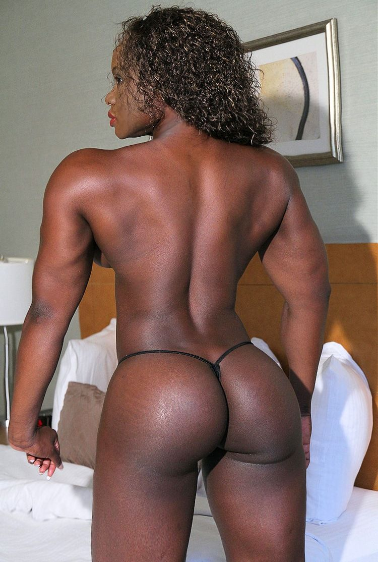 muscle women black patterson porn Charmaine