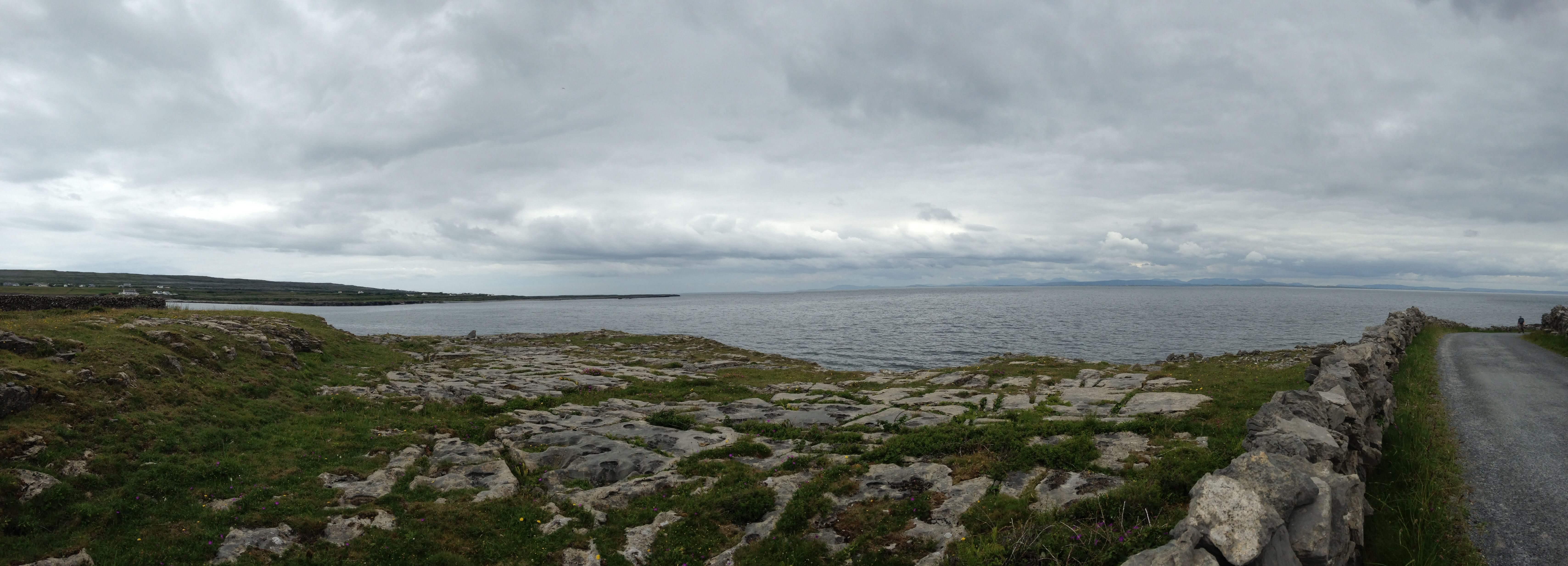 My favorite shot from our trip to Inishmor, the largest of the Aran Islands.