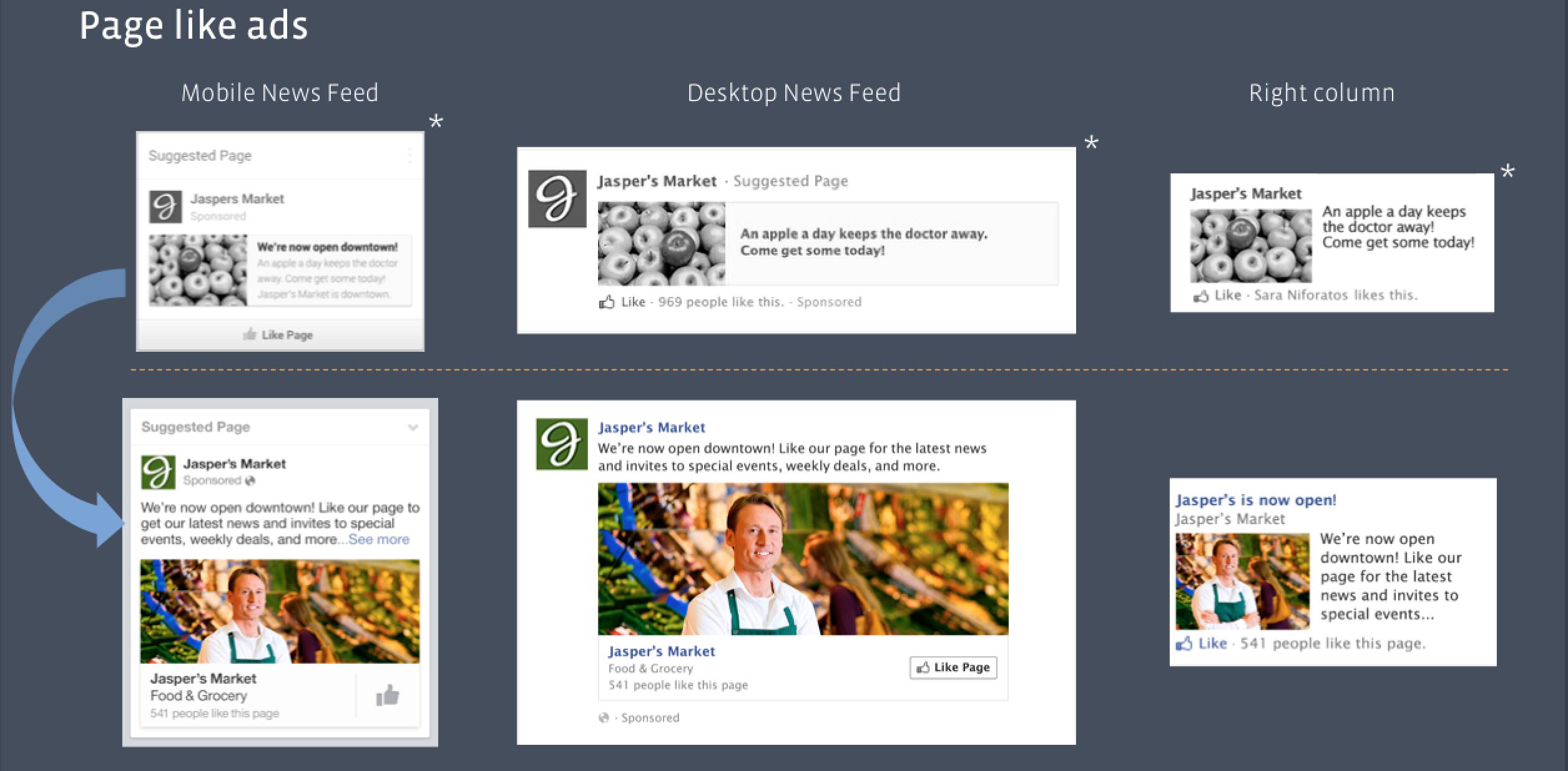 facebook ads examples - Google Search | 好的FACEBOOK广告 | Pinterest