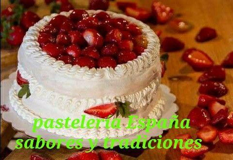 Pasteleria españa