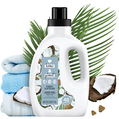 Coconut Water & Mimosa Flower Fabric Softener | Home ... on home science, home of superman krypton, home tree, home school, home color, home ice, home truck, home of superman metropolis illinois, home flower, home community, home tower, home food, home fire, home satellite,