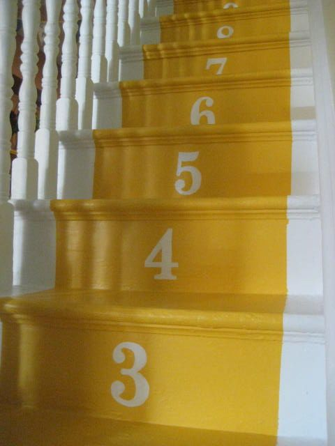Best Stair Style Diy Stair Makeovers Painted Stairs 400 x 300