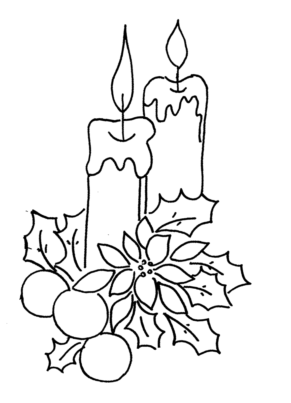 Velas Para Colorir Free Christmas Coloring Pages Christmas Colors Christmas Coloring Pages