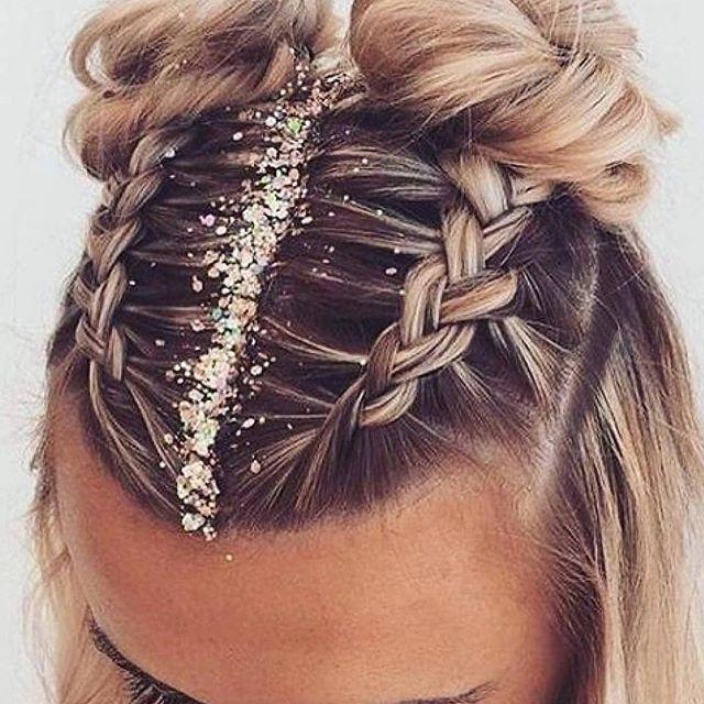 50 encantadores peinados trenzados simples