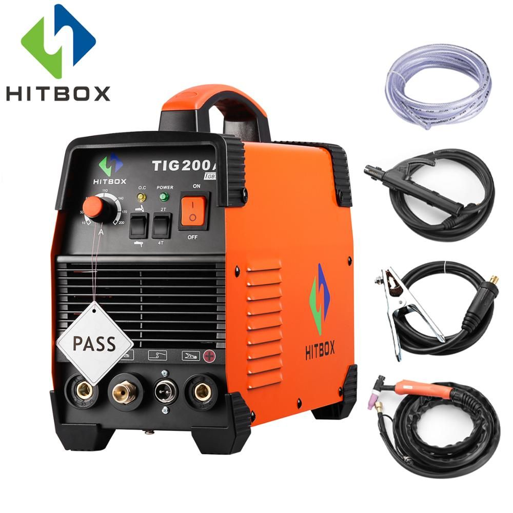 ARC Welding Machine,110V,200 Amp Power,IGBT Welding Machine with Accessories