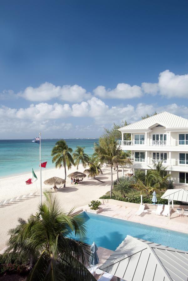Top 5 Grand Cayman All Inclusive Resorts: Top Villas: Caribbean Club, Grand Cayman