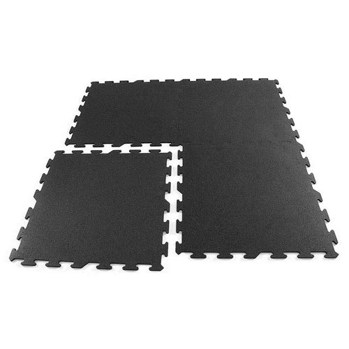 Rubber Impact Mats For Gym Rolls Vs Square And Interlocking Mats Rubber Floor Tiles Rubber Flooring Gym Flooring Tiles