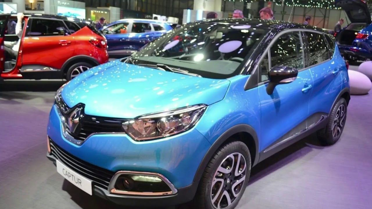 2019 Renault Captur: Redesign, New Platform, Design >> 2019 Renault Captur Should Also Gain Redesigned Engine Options