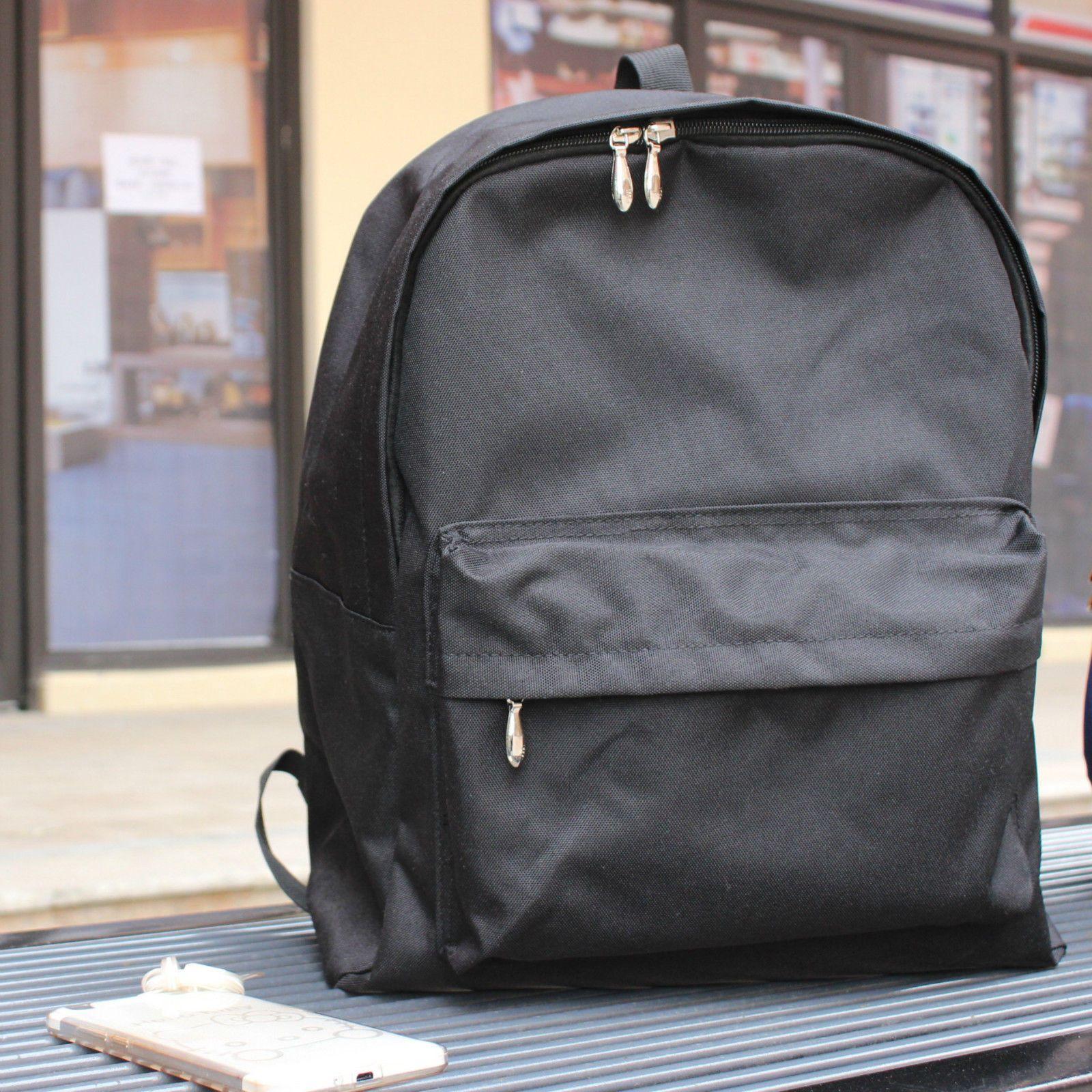 6898c6776764 Fashion Women Men Casual Backpack Students Bookbags Shoulder Bag Travel Bags