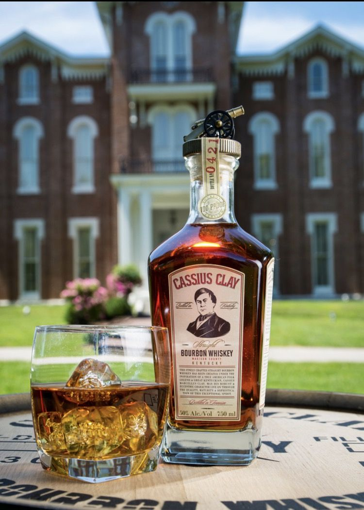 Pin by Brooke King on Cassius Clay Straight Bourbon Whiskey