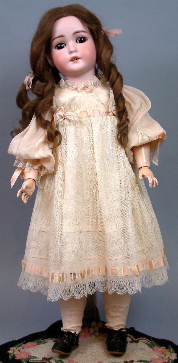 d27cd83fd6 US $1,500.00 Used in Dolls & Bears, Dolls, Antique (Pre-1930) | baba ...