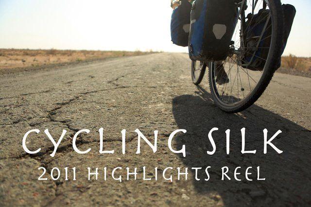 Lands Of Lost Borders Cycling Silk Highlights Reel Silk Road Trip Highlights