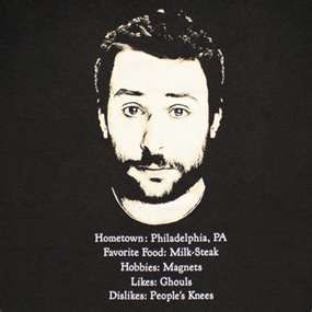 Charlie Dating Profile Its Always Sunny