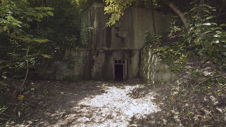 El último refugio del emperador: las fotos del búnker dónde se declaró la rendición de Japón