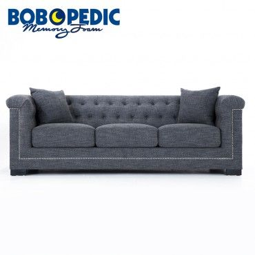 Melrose Sofa Home Decor Bobs Furniture Living Room Sofa Memory