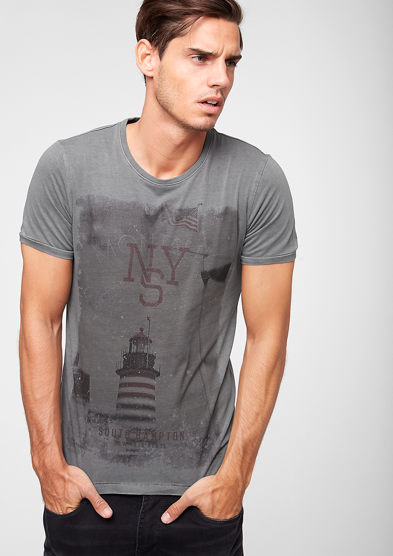 T Shirt Mit Usa Motiv Kaufen S Oliver Shop T Shirt Mens Tops Shirts
