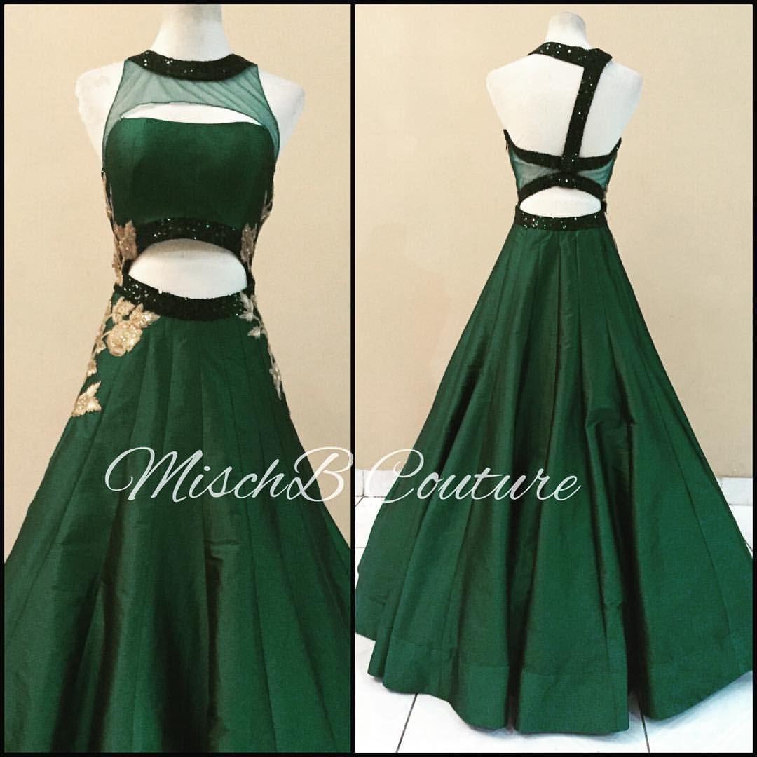 e9eb3126eb Emerald Gown