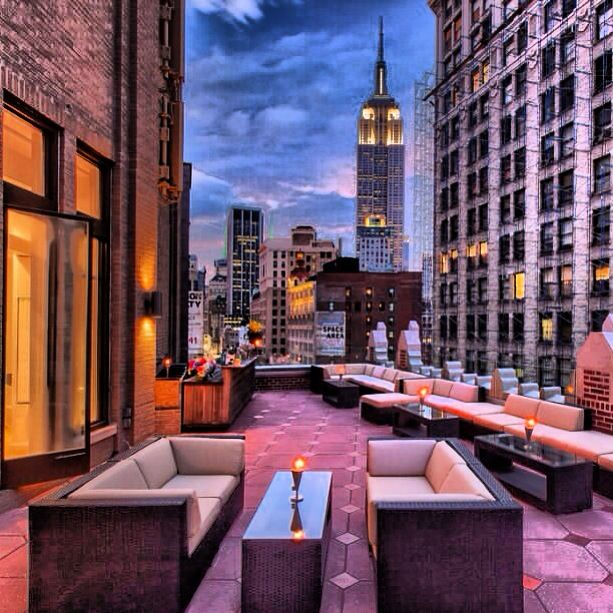 the living room with sky bar decorating apartment pictures rooftop at toshi s ny scene