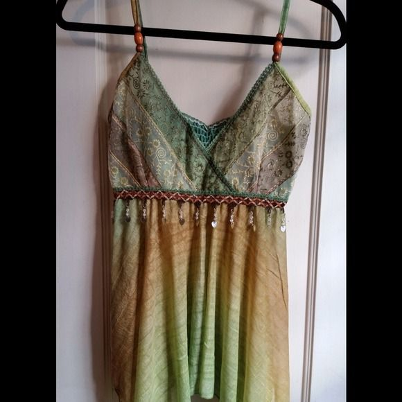 Stunning summer top Beautiful summer top. Size M. Excellent condition. Wore once. Tops