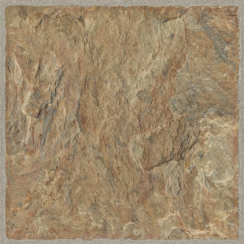 Trafficmaster Red Rock 12 In W X 36 In L Luxury Vinyl Tile Flooring 24 Sq Ft Case 216116 0 The Home Depot Luxury Vinyl Tile Flooring Vinyl Tile Flooring Vinyl Tile