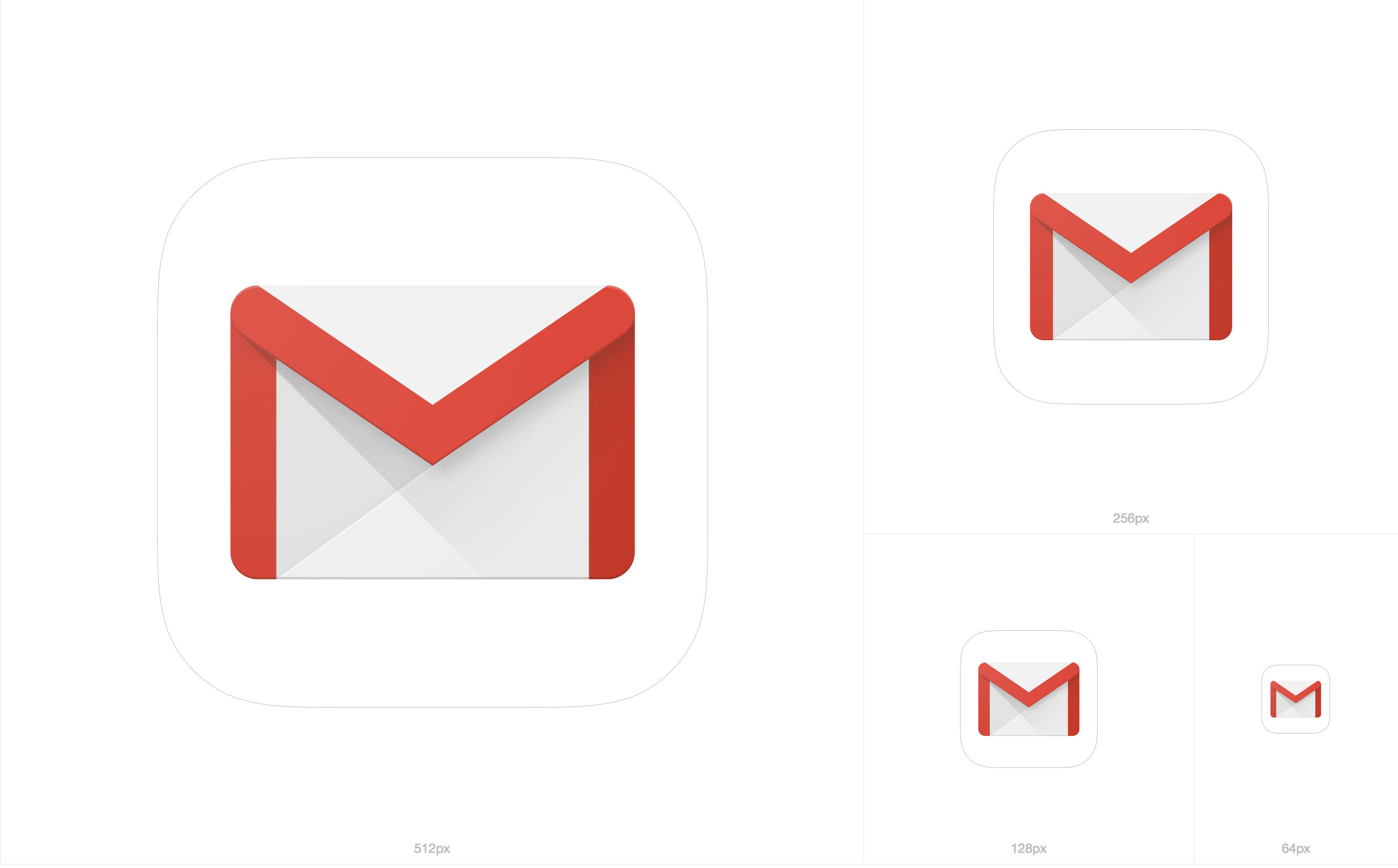 Gmail Icon Vector Png
