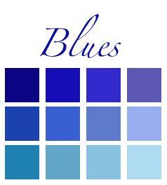 cornflower blue wedding decorations | blue colour ideas for your