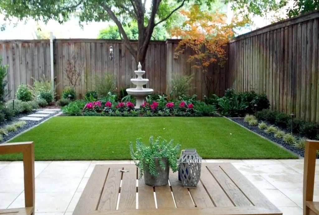 Best Cheap Backyard Makeover Ideas | Small garden design ... on Small Backyard Renovation Ideas id=18151