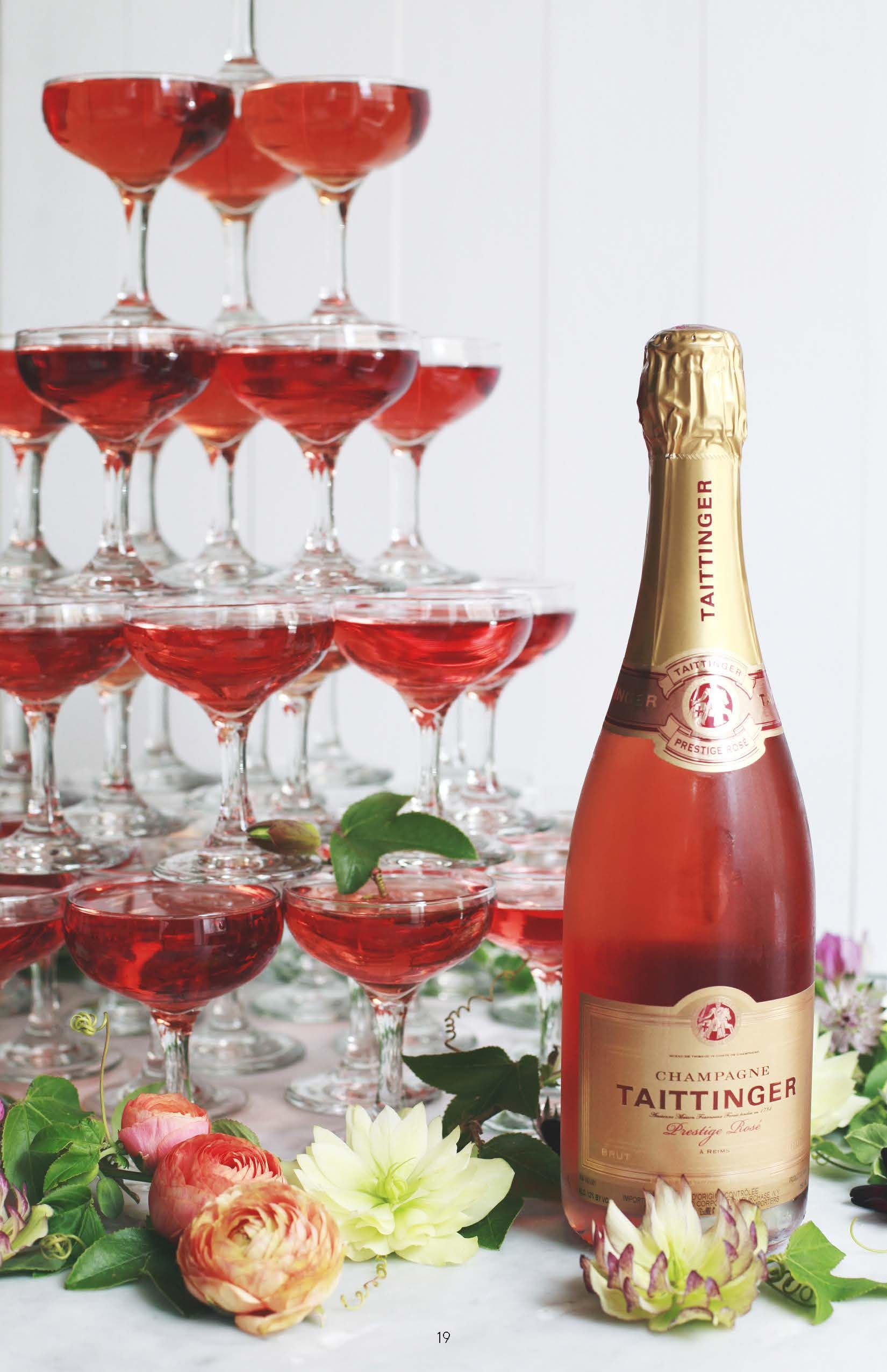 Taittinger Champagne Towers Are A New Way To Think About Wedding Centerpieces Champagne Tower Wine Tower Champagne