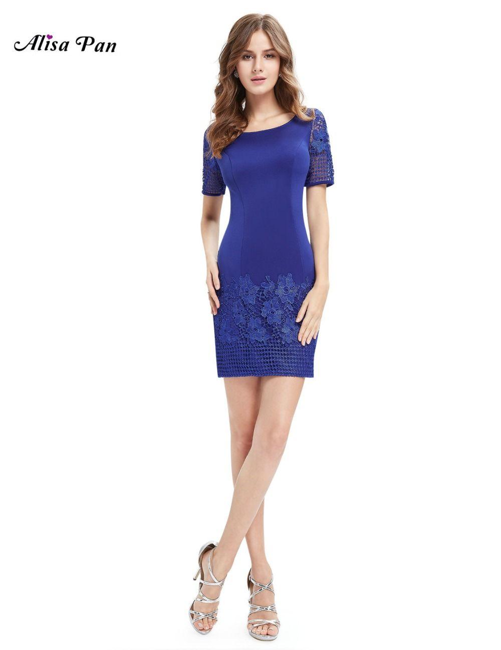 Women clothing dresses alisa pan apsb imple fashion blue short
