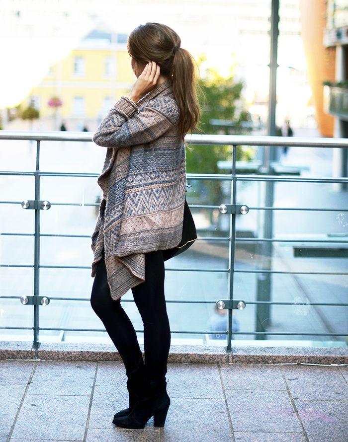 great chunky sweater