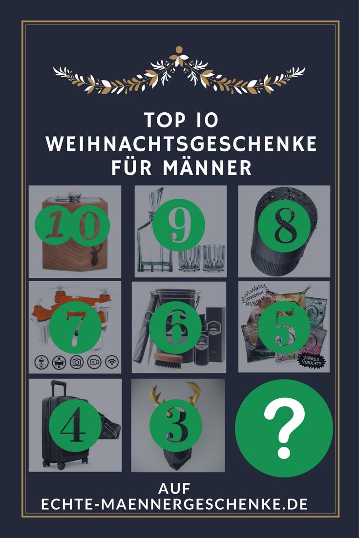 Top 10 Weihnachtsgeschenke für Männer auf echte-maennergeschenke.de ...