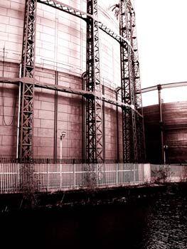 Victorian Gas Works