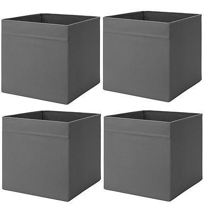 Ikea Kisten ikea dröna 4 set fach box expedit kallax regal kiste